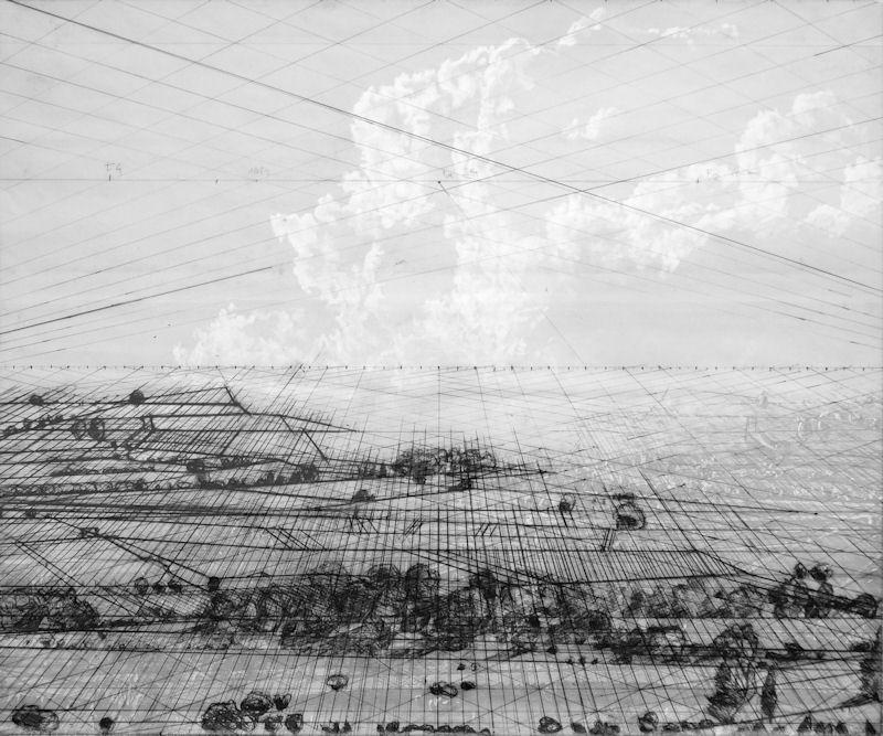 Landschaftsbild, Landschafttsbilder, Wolkenbild, Wolkenbilder, comtemporary art, art contemporain