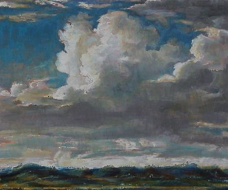 wolkenhimmel, wolkenlandschaft, skyscape