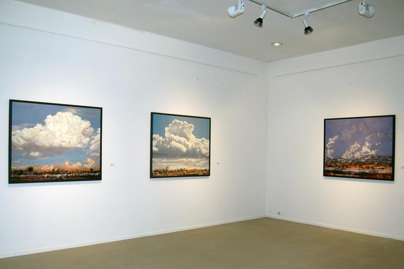 Kunststation Kleinsassen_Ausstellung Übersichten, Atelier 2