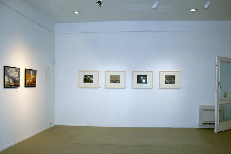 Kunststation Kleinsassen_Ausstellung Übersichten, Atelier