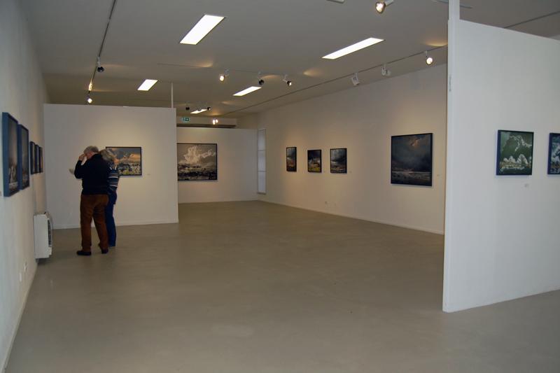 Kunststation Kleinsassen_Ausstellung Übersichten, Halle 1, Überblick