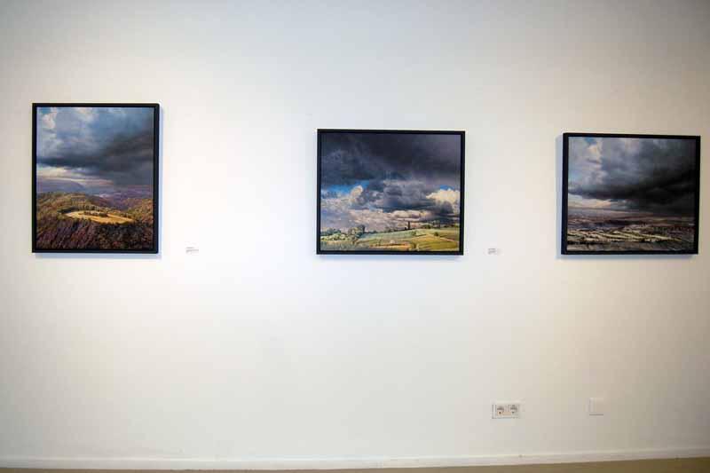 Kunststation Kleinsassen_Ausstellung Übersichten, Halle 1