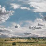Heike Negenborn_Sommer, 2016, Acryl auf Holz, 64 x76 cm, homepage