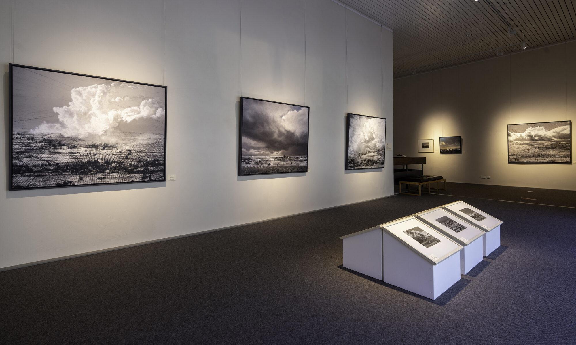 Terra Cognita / Drawing - Printmaking - Painting, Museum Wilhelm Morgner, Soest, exhibition view, 2020 ©photo: Gero Sliva